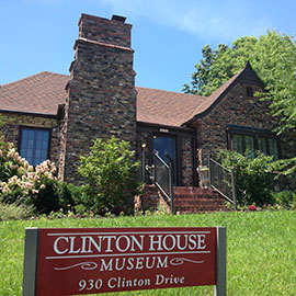 Clinton House Museum