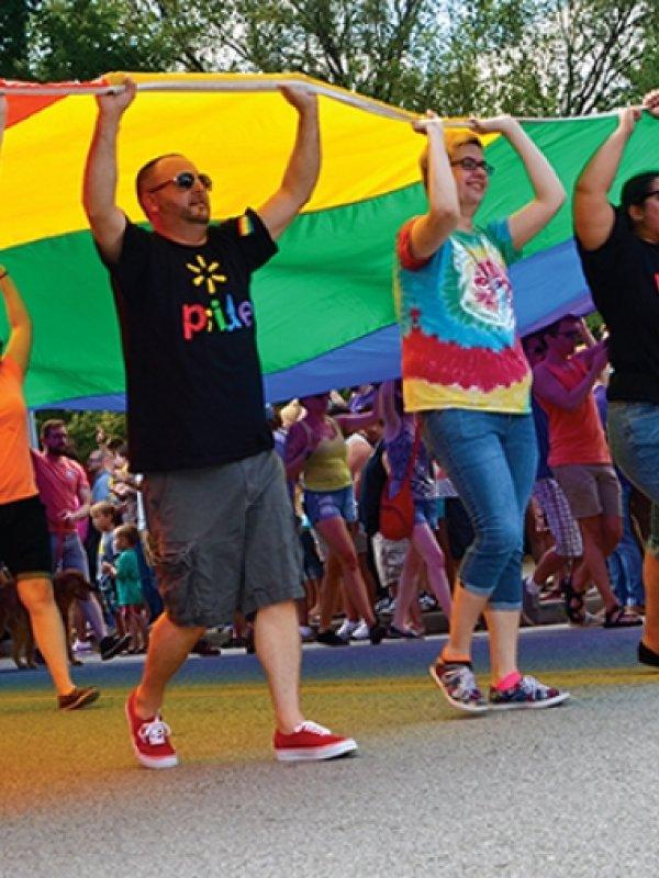 NWA Pride Parade & Festival