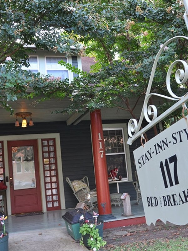 Bed-and-Breakfasts in Fayetteville