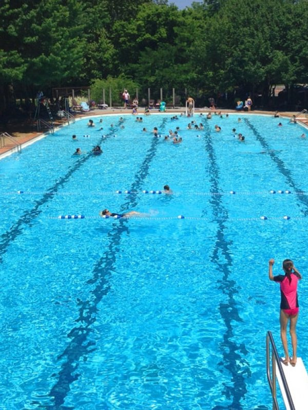 Beat the Heat – Pools & Splash Pad