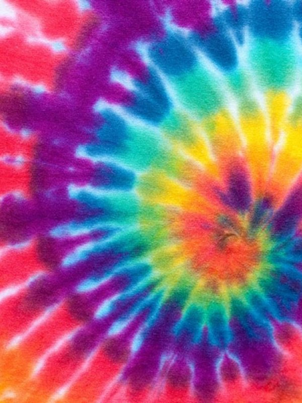Tie-Dye & Pizza Party