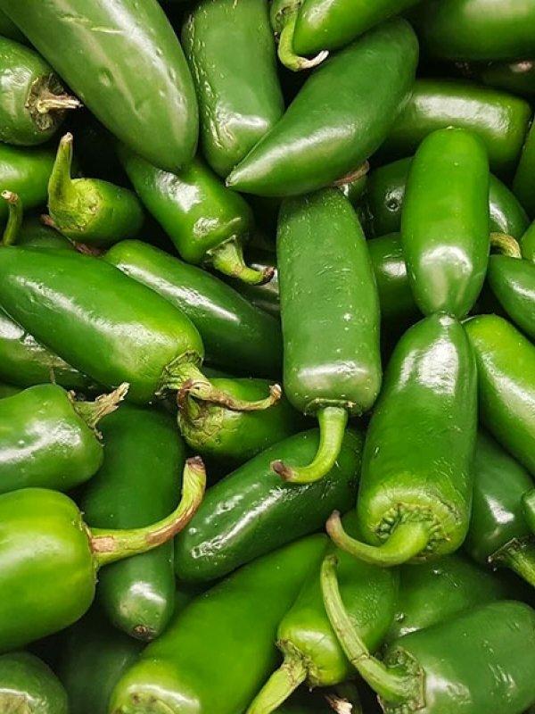 Bring the Heat jalapeño-eating contest