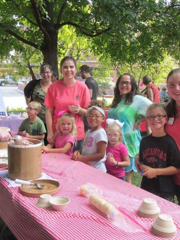 Washington County Historical Society 47th Annual Ice Cream Social