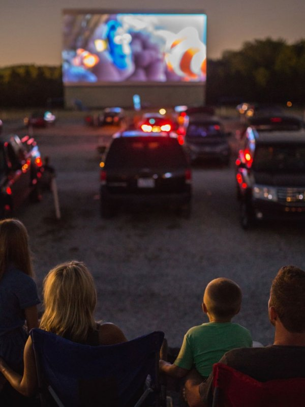 112 Drive-In open for 2018 season