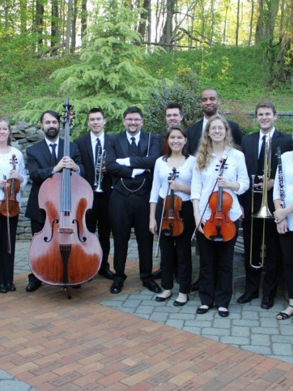Peacherine Ragtime Orchestra