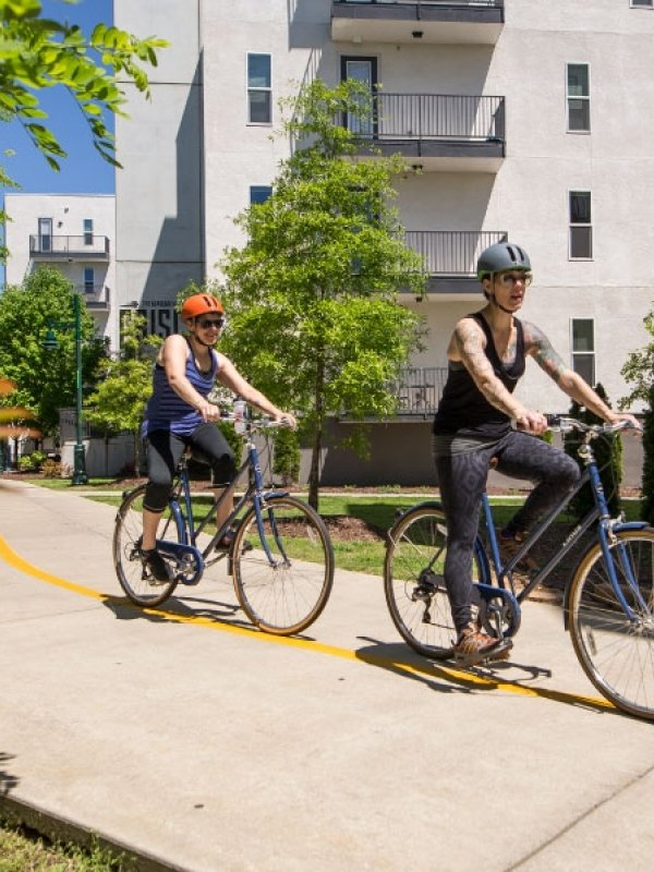 Celebrate Bike Month in Fayetteville