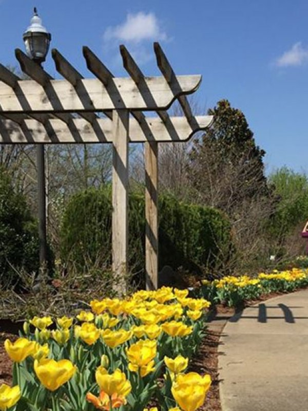Botanical Garden of the Ozarks named one of the Most Romantic Places in Arkansas