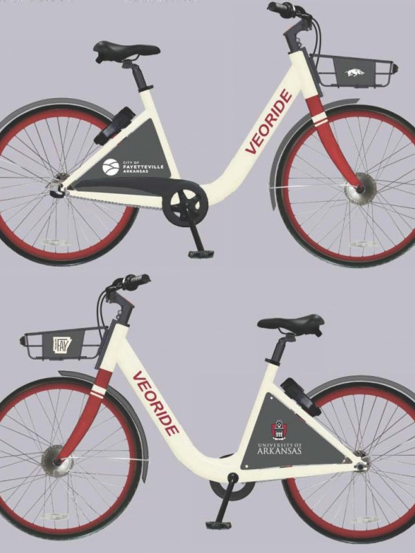 Bike Share Comes to Fayetteville