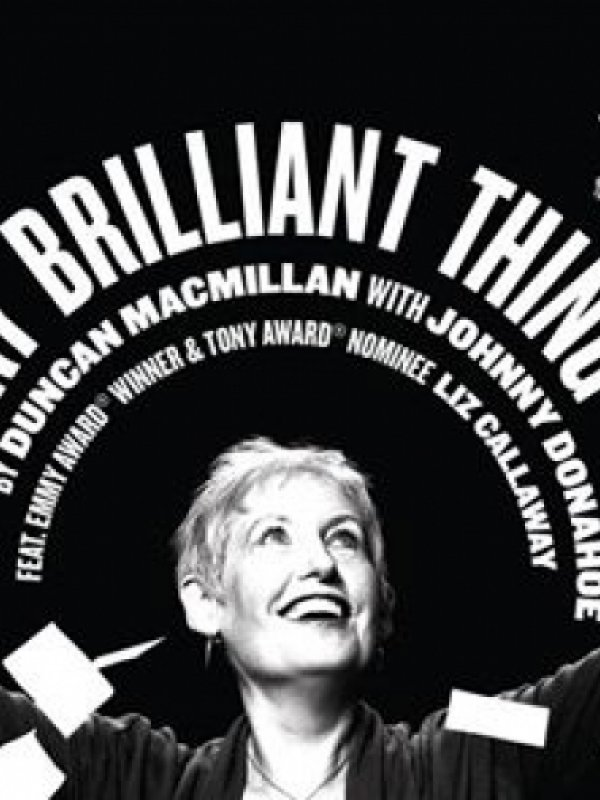 Every Brilliant Thing at TheatreSquared Jan. 16 - Feb. 10