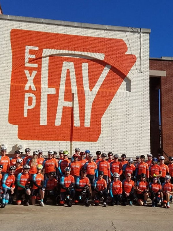 Fayetteville, a Great Destination for Cycling