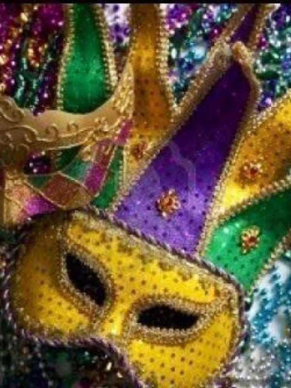 Fayetteville Mardi Gras Parade