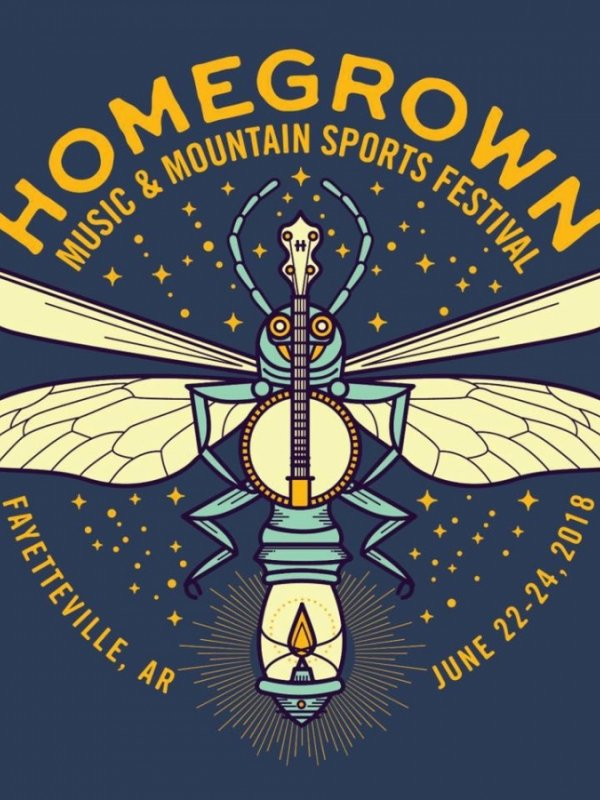 Homegrown Music and Mountain Sports Festival June 22-24