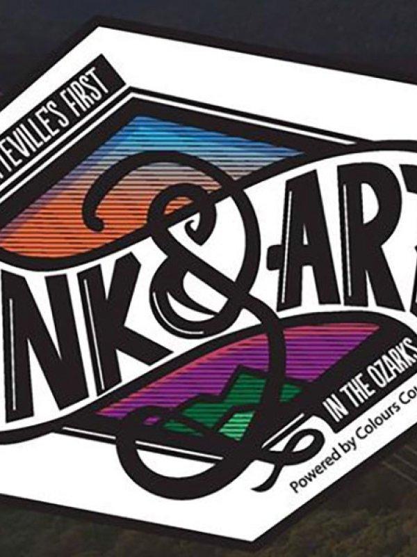 Ink & Art in the Ozarks