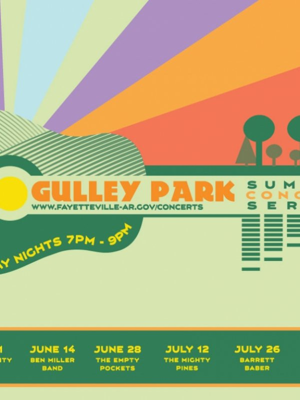 Gulley Park Summer Concert Series