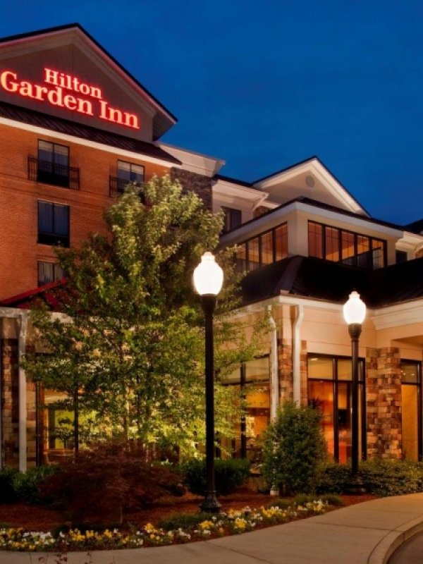 Stay at the Award-Winning Hilton Garden Inn Fayetteville