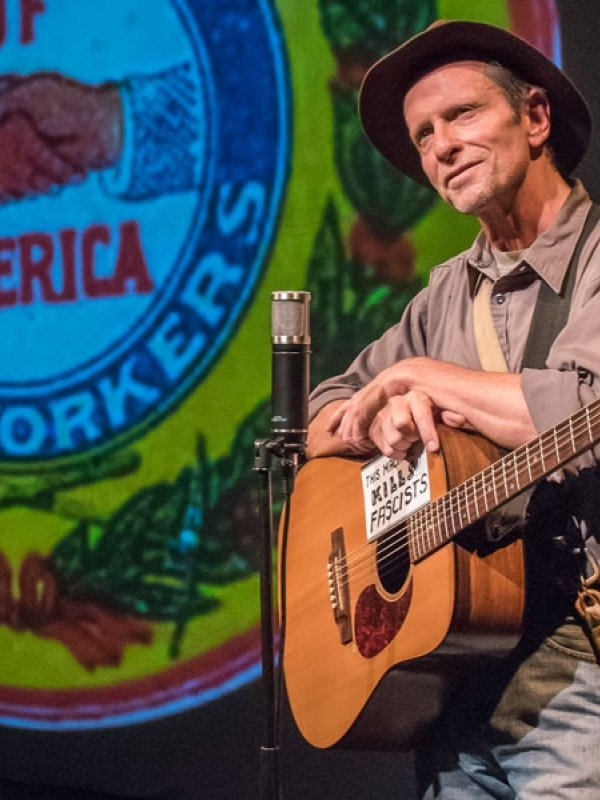 Randy Noojin: Woody Guthrie Tribute
