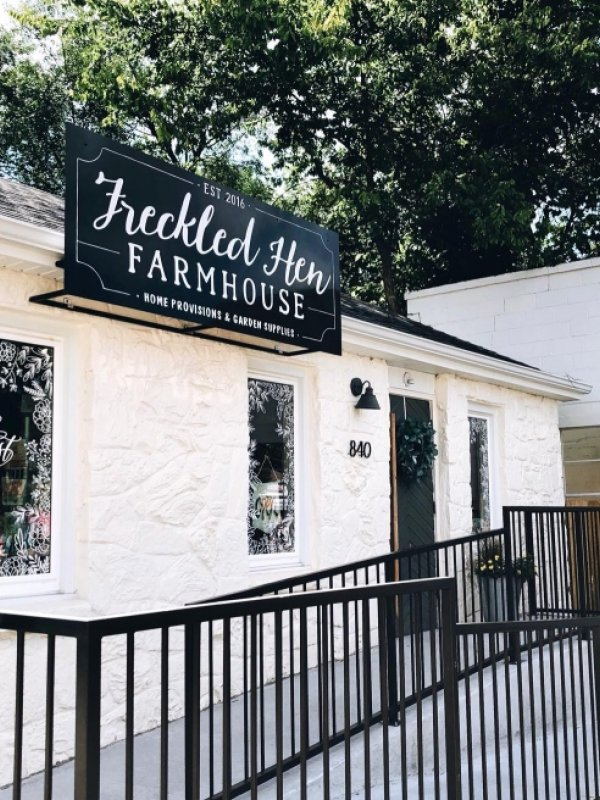 Freckled Hen Farmhouse