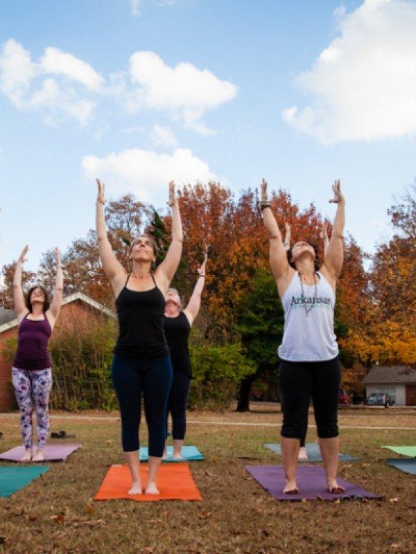 Fayetteville Yoga Fest