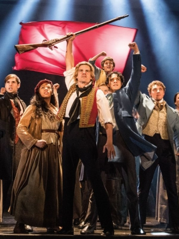 Les Miserables at WAC June 18-23