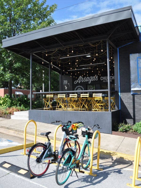 Bike Share Success Leads to a More Bicycle Friendly Fayetteville