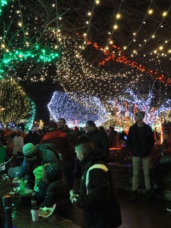 Fayetteville Festivities Throughout the Jolly Holidays