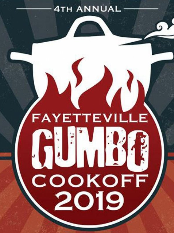 Fayetteville Gumbo Cookoff 2019
