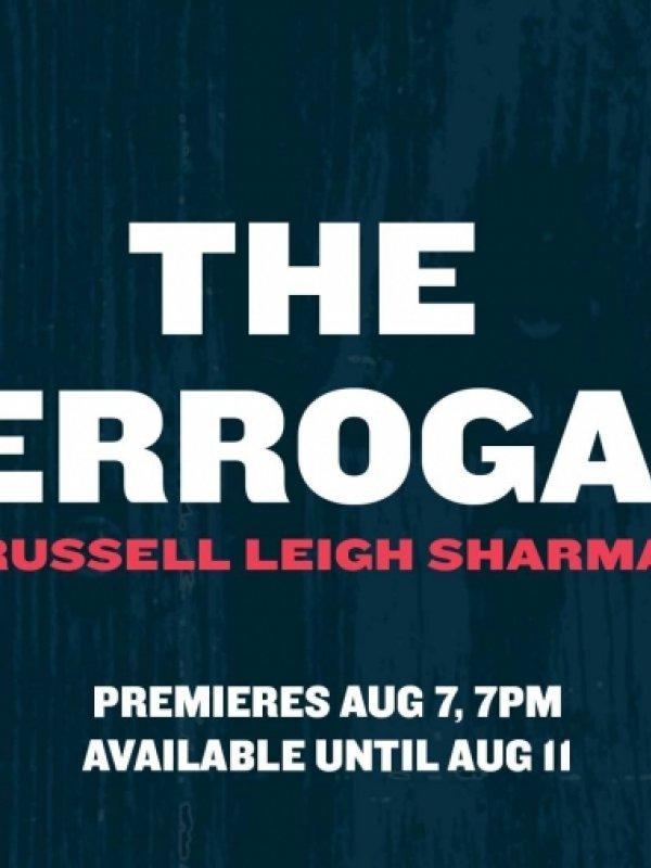 Arkansas New Play Festival: The Interrogator August 7 - 11