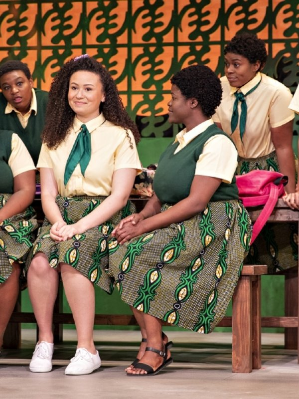 School Girls; Or, the African Mean Girls Play at T2