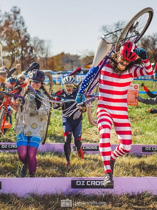 Fayetteville Welcomes the Wild World of Cyclocross
