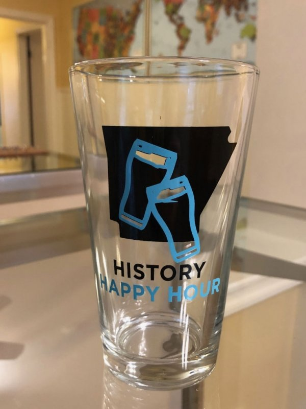 History Happy Hour in April