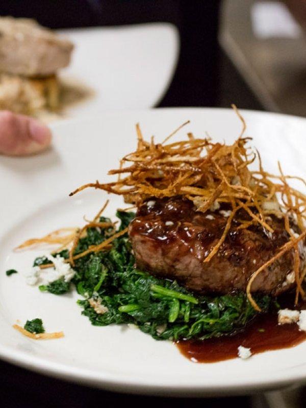 Best Steaks in Fayetteville