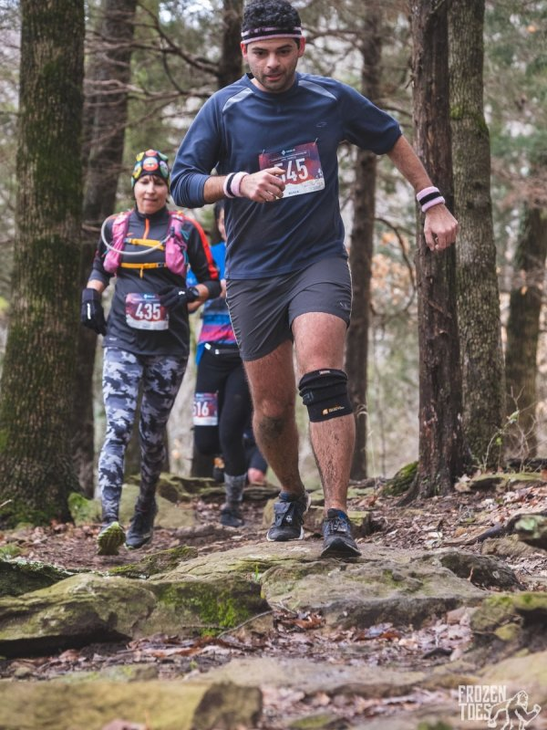Frozen Toes 5K & 15K Trail Run 2021