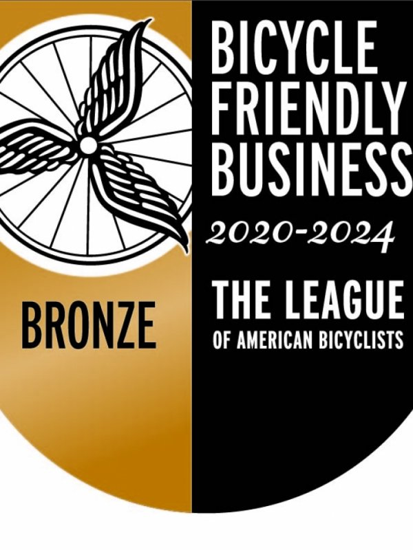 Experience Fayetteville named a Bicycle Friendly Business