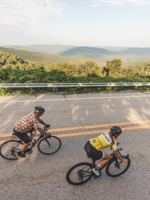 Spring Brings Road Cycling Back to Fayetteville