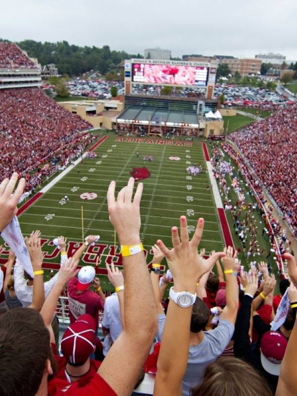 Get Ready for Arkansas Football