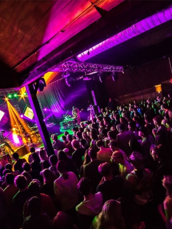 Experience the Fayetteville Music Scene