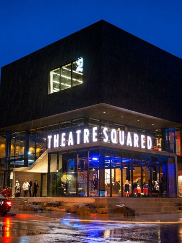 The Curtain Rises for New TheatreSquared Home
