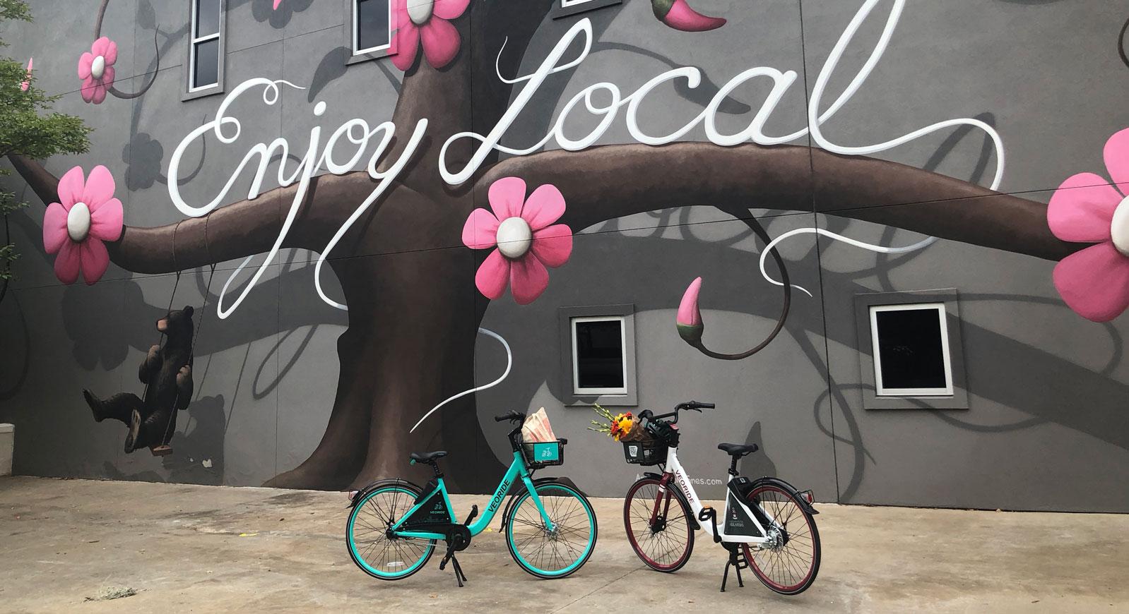 Bikeshare-Program-Fayetteville-Arkansas