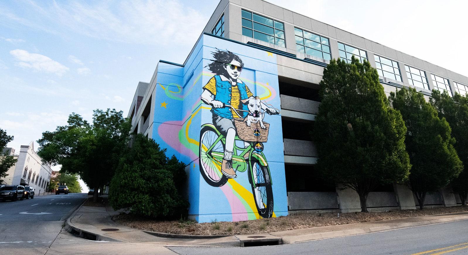 Mural-Fayetteville-Arkansas